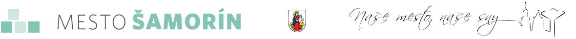 Mesto Šamorín - Somorja Város