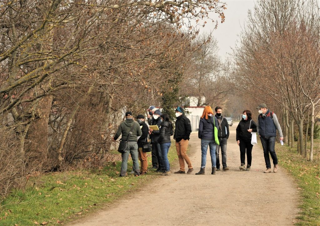 Odborníci vykonali obhliadku terénu na ceste Négyeseki začiatkom marca